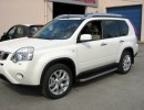 Nissan X-Trail T31 Helios Running Boards
