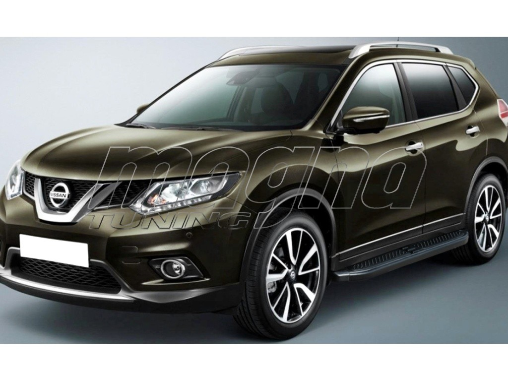 nissan x trail t32 atos b running boards. Black Bedroom Furniture Sets. Home Design Ideas