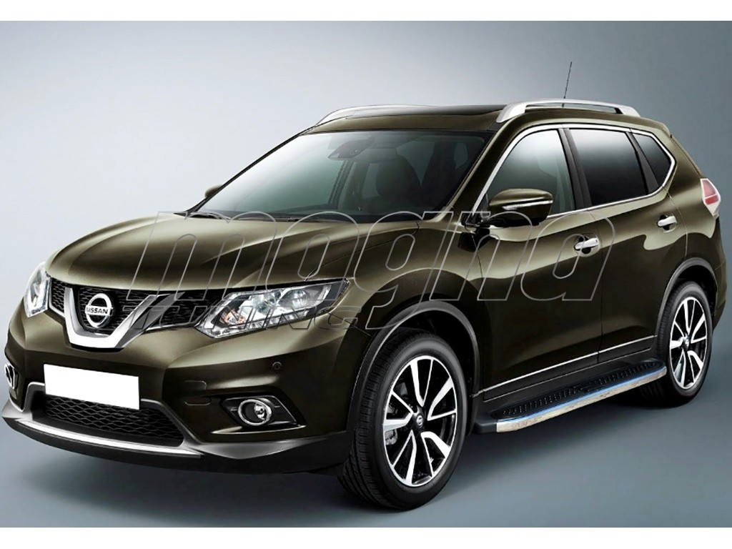 nissan x trail t32 atos trittbretter. Black Bedroom Furniture Sets. Home Design Ideas