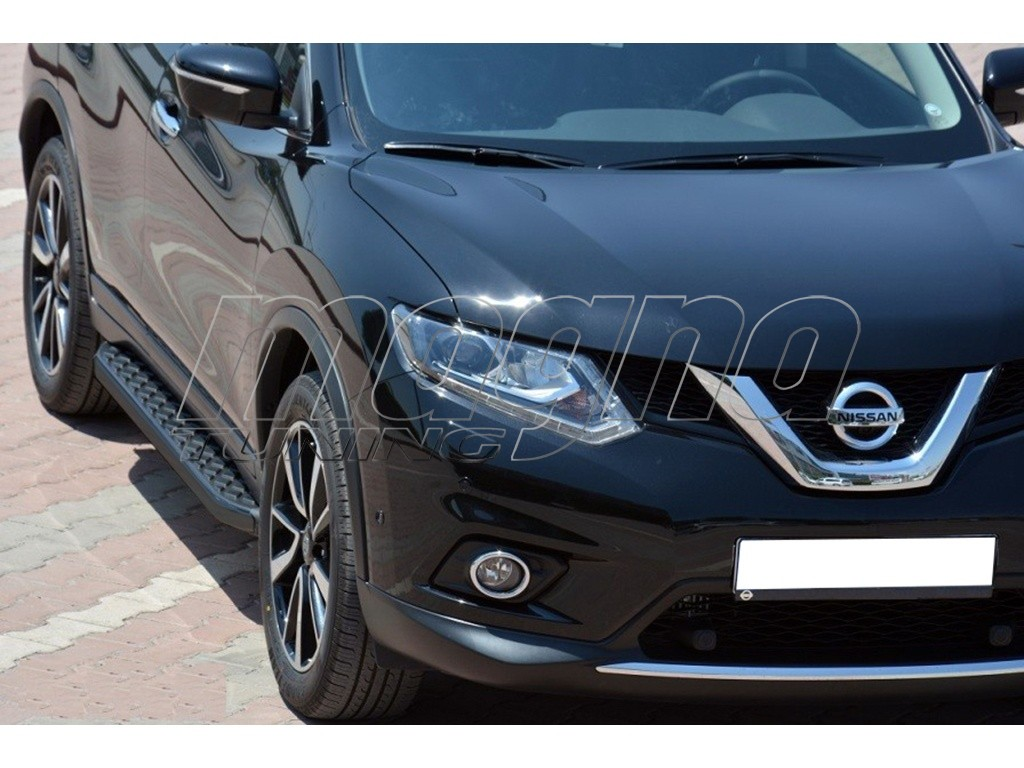 nissan x trail t32 helios b running boards. Black Bedroom Furniture Sets. Home Design Ideas