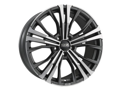 OZ All Terrain Cortina Matt Graphite Wheel