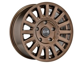 OZ All Terrain Rally Raid Gloss Bronze Black Lettering Wheel