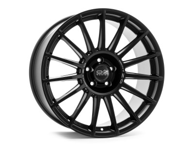 OZ All Terrain Superturismo Dakar Matt Black Felge