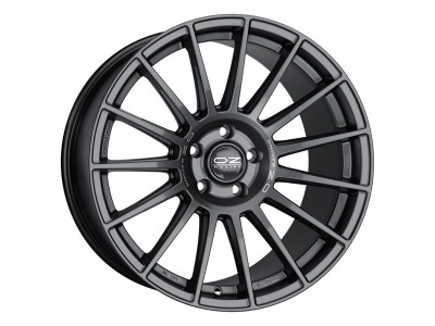 OZ All Terrain Superturismo Dakar Matt Graphite Wheel