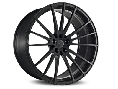 OZ Atelier Forged Ares Black Anodized Felge