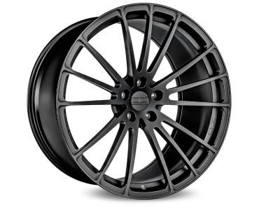 OZ Atelier Forged Ares Gloss Black Wheel