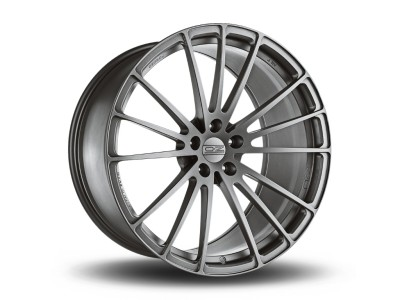 OZ Atelier Forged Ares Grigio Corsa Wheel