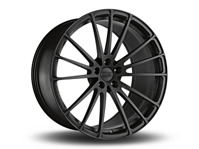 OZ Atelier Forged Ares Matt Black Wheel