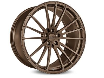 OZ Atelier Forged Ares Matt Bronze Wheel