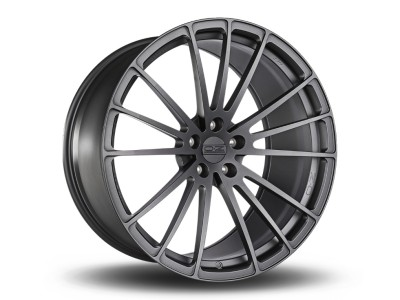 OZ Atelier Forged Ares Matt Dark Graphite Wheel