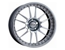 OZ Atelier Forged Superleggera 3 Race Silver Felge