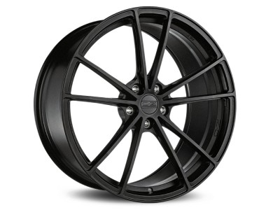 OZ Atelier Forged Zeus Black Anodized Wheel