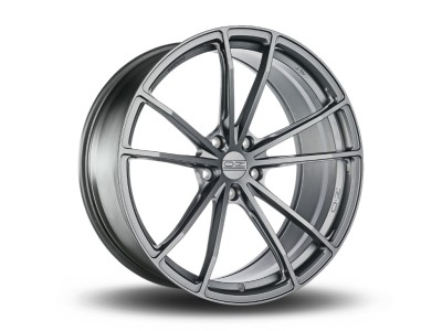 OZ Atelier Forged Zeus Grigio Corsa Wheel