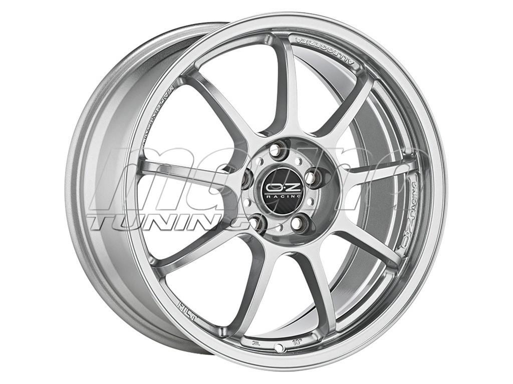 OZ I Tech Allegerita HLT Star Silver Wheel
