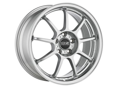 OZ I Tech Allegerita HLT Star Silver Wheel