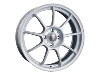 OZ I Tech Allegerita HLT White Wheel