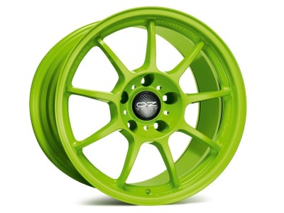 OZ I Tech Alleggerita HLT Acid Green Felge