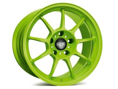 OZ I Tech Alleggerita HLT Acid Green Wheel
