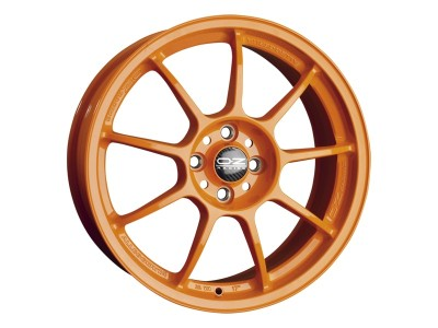 OZ I Tech Alleggerita HLT Orange Wheel