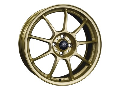OZ I Tech Alleggerita HLT Race Gold Wheel