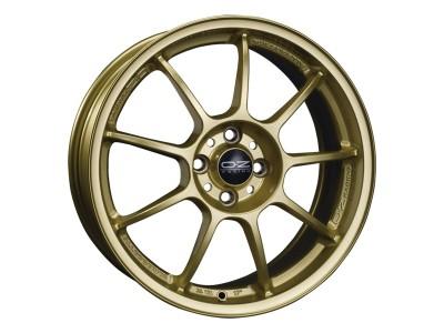 OZ I Tech Alleggerita HLT Race Gold Wheel