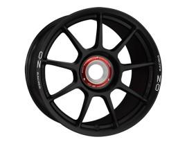 OZ I Tech Challenge HLT CL Matt Black Wheel