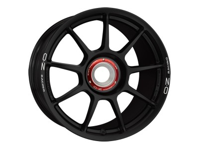 OZ I Tech Challenge HLT CL Matt Black Wheel