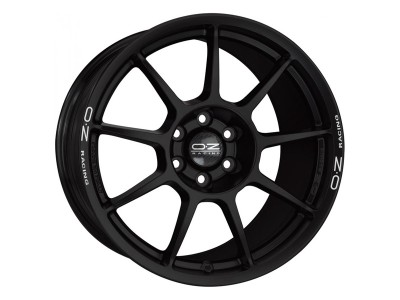 OZ I Tech Challenge HLT Matt Black Wheel