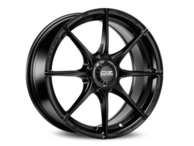 OZ I Tech Formuka HLT Matt Black Alufelni