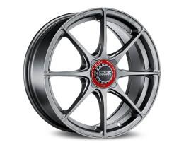 OZ I Tech Formula HLT Grigio Corsa Wheel