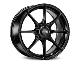 OZ I Tech Formula HLT Matt Black Wheel