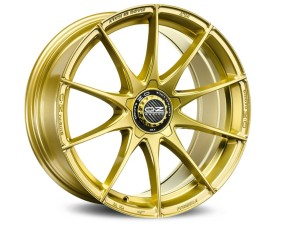OZ I Tech Formula HLT Race Gold Wheel