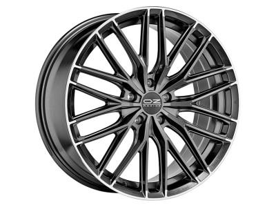 OZ I Tech Gran Turismo HLT Janta Star Graphite Diamond Lip