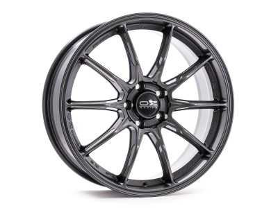OZ I Tech Hyper GT HLT Star Graphite Felge