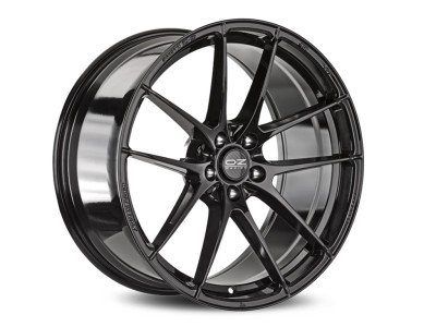 OZ I Tech Leggera HLT Gloss Black Felge