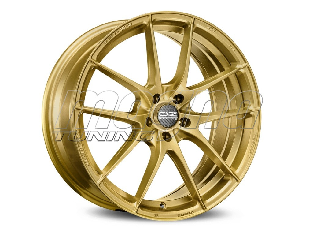 OZ I Tech Leggera HLT Race Gold Felge