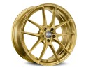 OZ I Tech Leggera HLT Race Gold Felge
