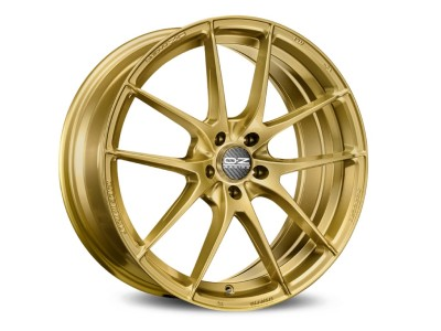OZ I Tech Leggera HLT Race Gold Wheel