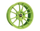 OZ I Tech Ultraleggera HLT Acid Green Felge