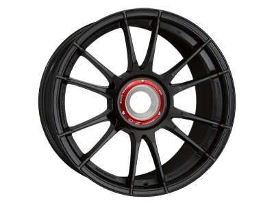 OZ I Tech Ultraleggera HLT CL Matt Black Wheel