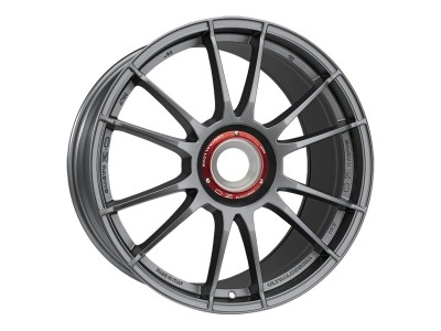 OZ I Tech Ultraleggera HLT CL Matt Graphite Wheel