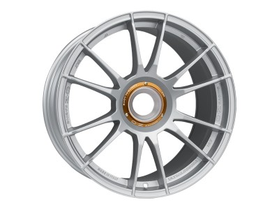 OZ I Tech Ultraleggera HLT CL Matt Race Silver Wheel