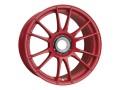 OZ I Tech Ultraleggera HLT CL Matt Red Wheel