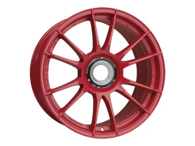 OZ I Tech Ultraleggera HLT CL Matt Red Wheel