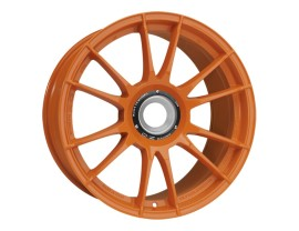 OZ I Tech Ultraleggera HLT CL Orange Felge