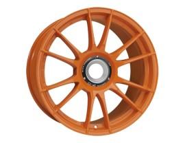 OZ I Tech Ultraleggera HLT CL Orange Wheel