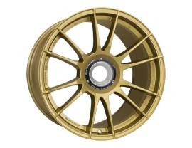 OZ I Tech Ultraleggera HLT CL Race Gold Wheel