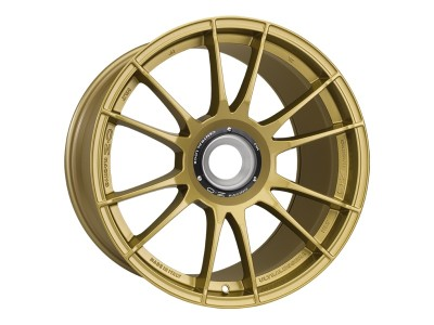 OZ I Tech Ultraleggera HLT CL Race Gold Wheel