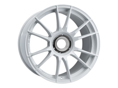 OZ I Tech Ultraleggera HLT CL Race White Wheel