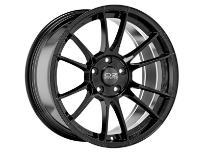 OZ I Tech Ultraleggera HLT Gloss Black Felge